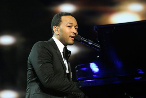 The very dapper, John Legend